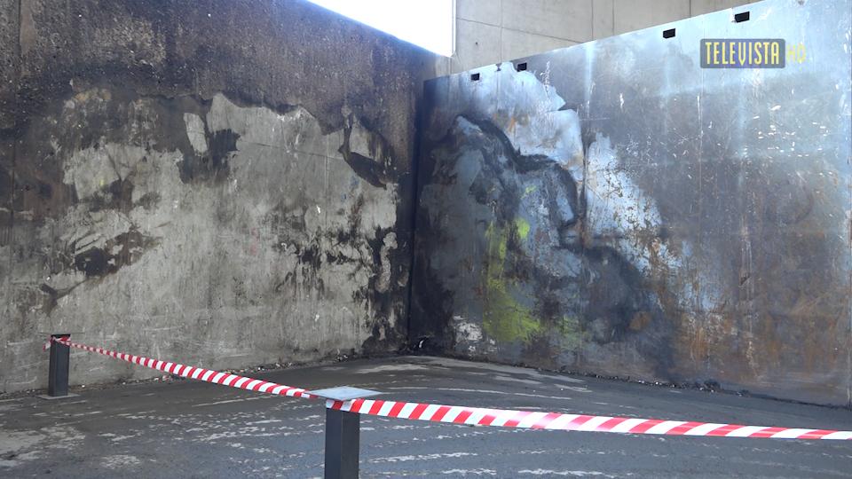 Vorschaubild für Brand im Mülliland