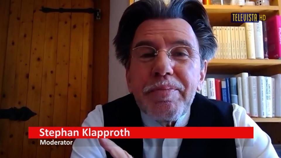 Vorschaubild für Stephan Klapproth – Sendevorschau