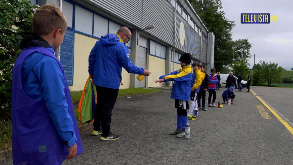 Vorschaubild für Coronatraining FC Wallisellen