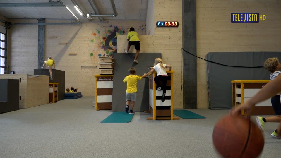 Vorschaubild für Sportort Kindertraining