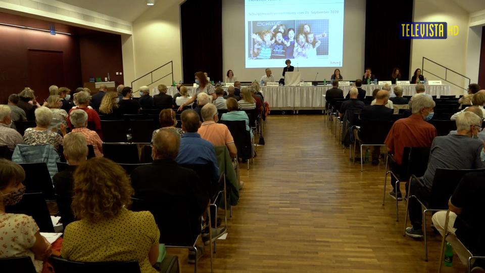 Vorschaubild für Schul und Gemeindeversammlung