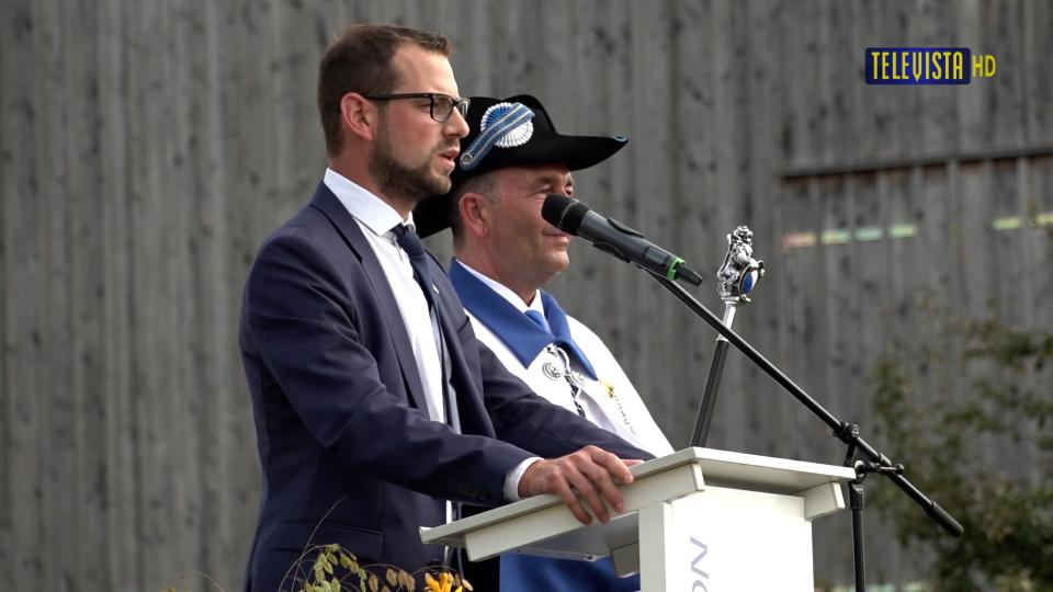 Vorschaubild für Kantonsrat besucht Zwicky