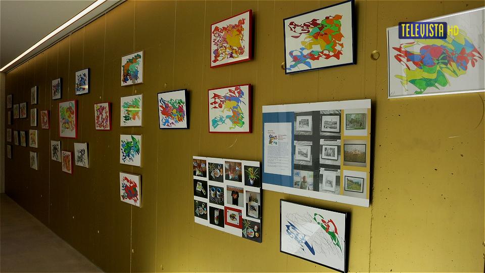 Vorschaubild für Ref KGH – Goldene Wand für Hobbykünstler