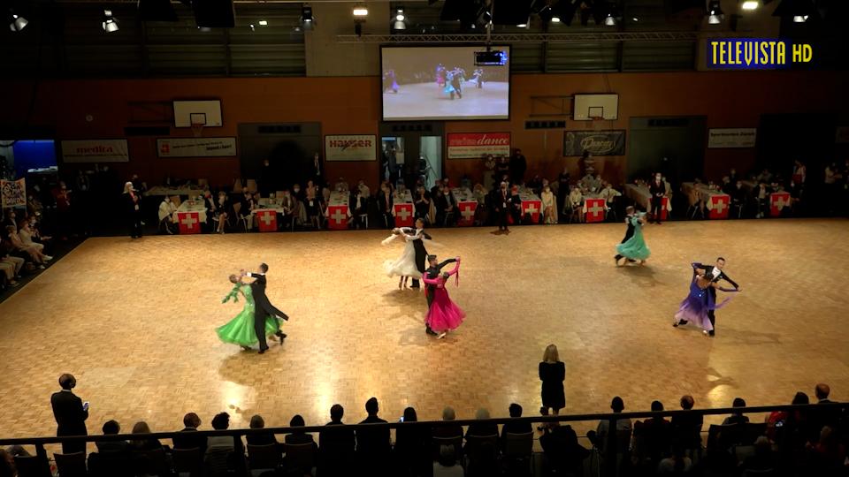Vorschaubild für Tanz Schweizermeisterschaft