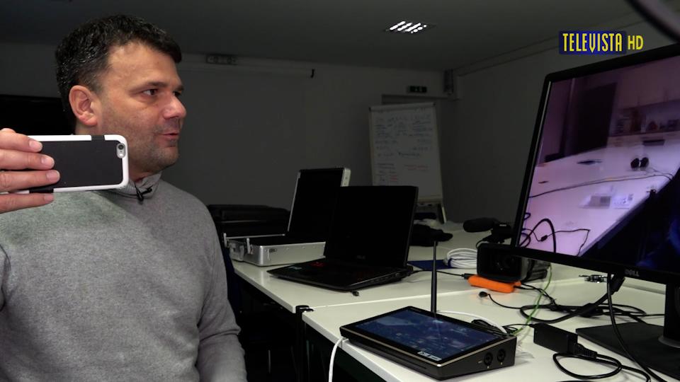 Vorschaubild für Televista Live-Tests