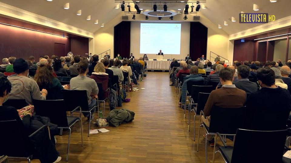 Vorschaubild für Gemeindeversammlung Dezember