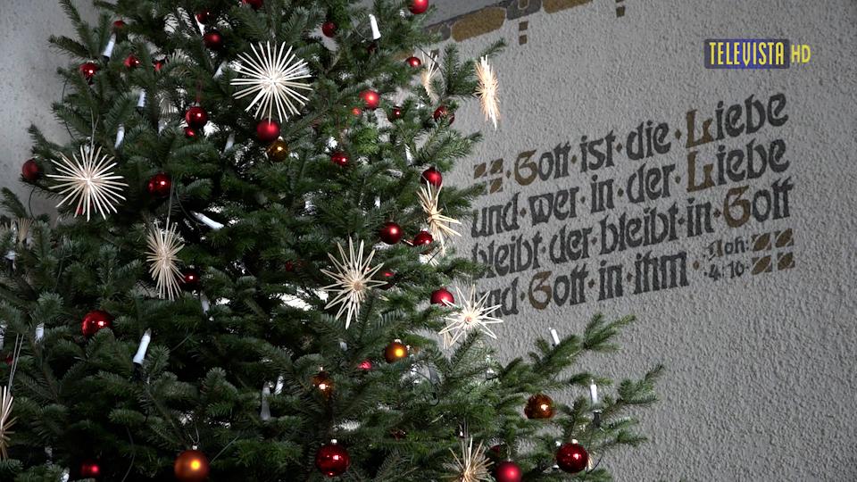 Vorschaubild für Kirchen über Weihnachten