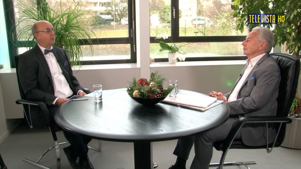 Vorschaubild für Jahresendgespräch mit Gemeindepräsident Peter Spörri