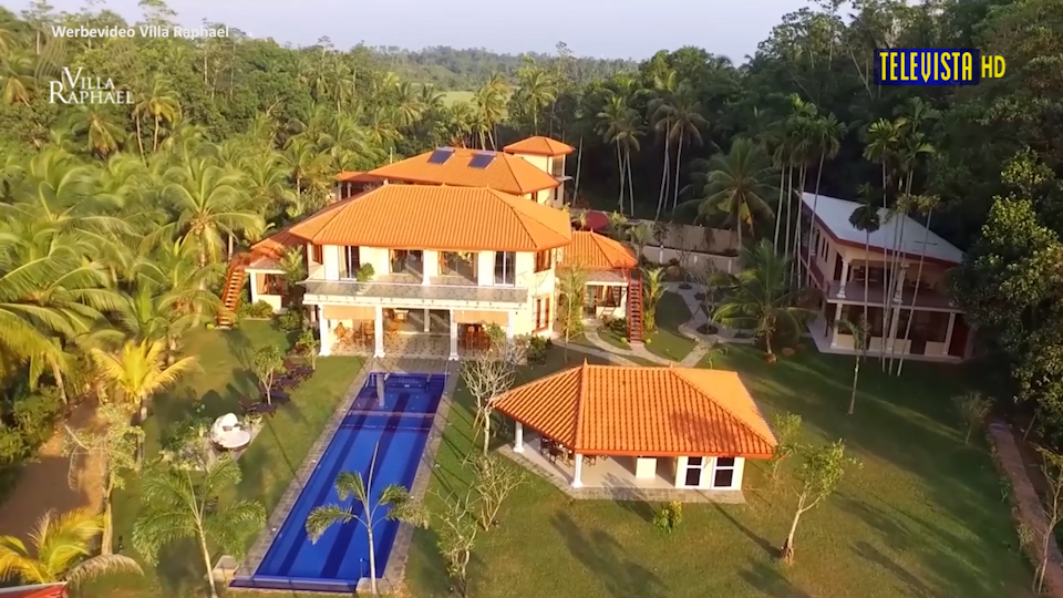 Vorschaubild für Roland Raphael – Tourismus in Sri Lanka