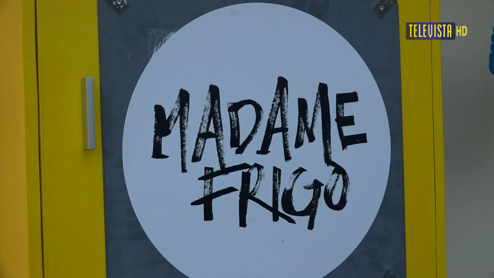 Vorschaubild für Madame Frigo – öffentlicher Kühlschrank