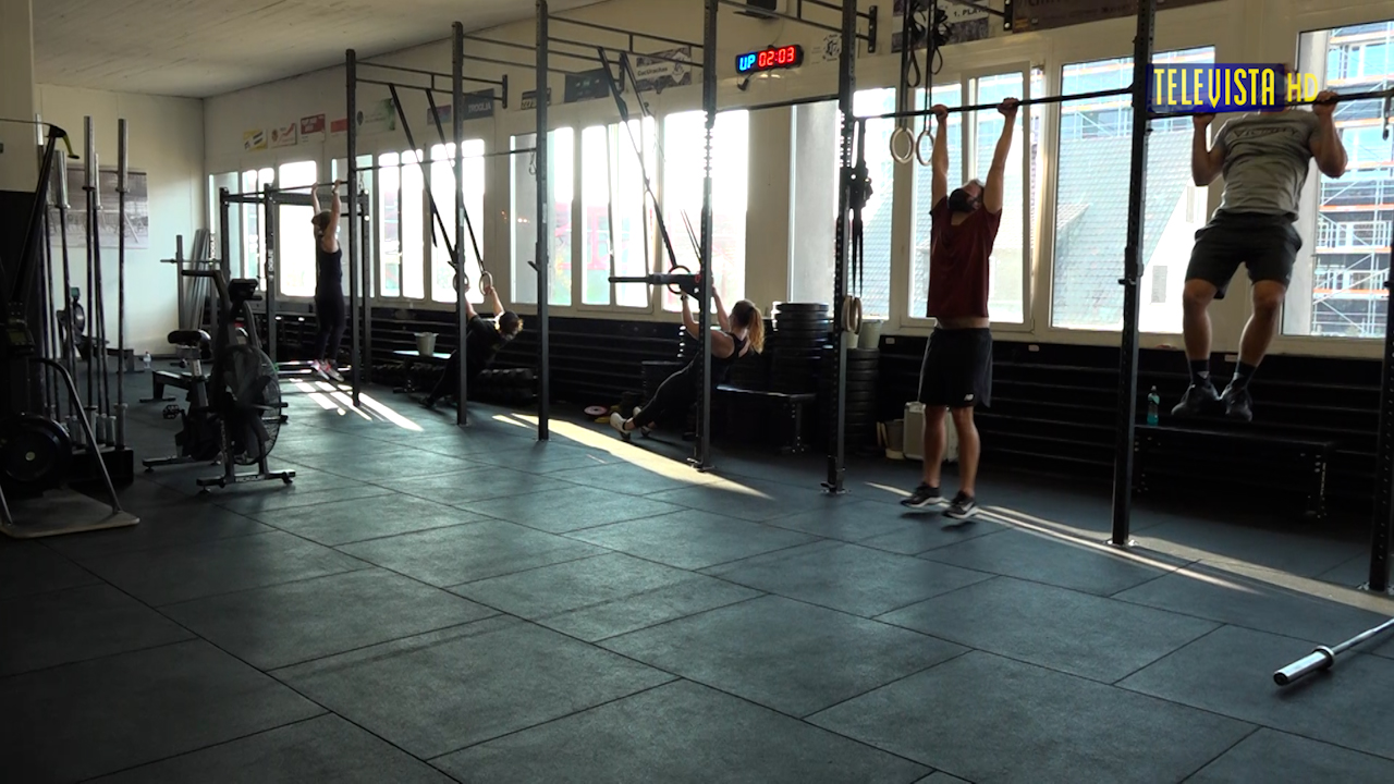 Vorschaubild für Eröffnung Fitnesscenter