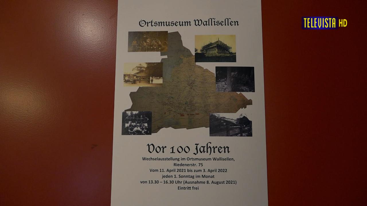 Vorschaubild für OMW-Wechselausstellung Vor 100 Jahren