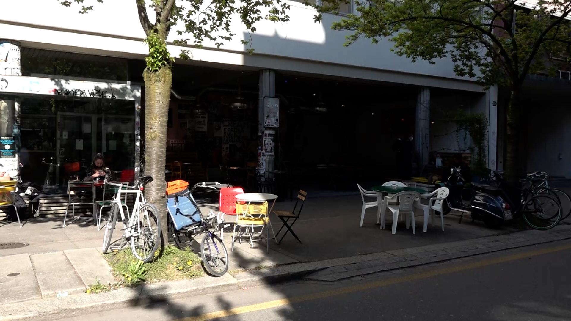 Vorschaubild für Restaurant Öffnung Zürich
