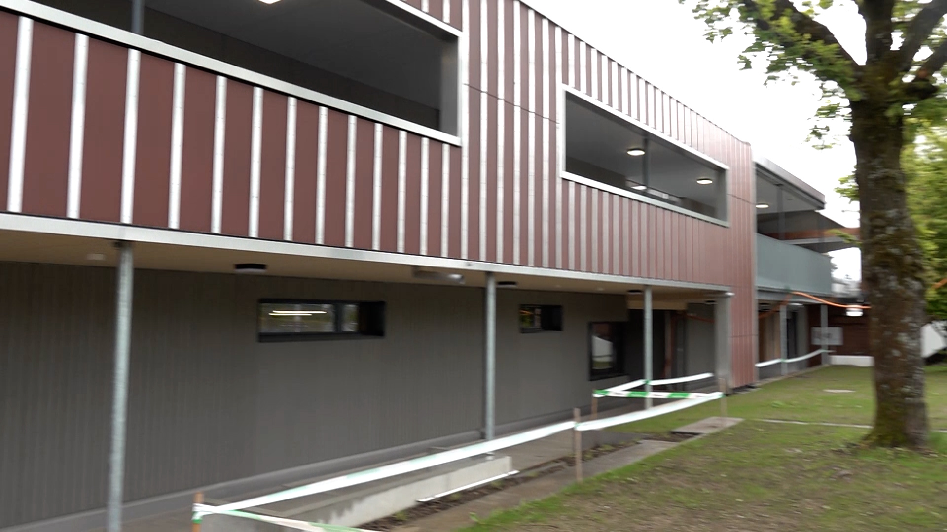 Vorschaubild für Stand Sanierung und Umbau Sportzentrum