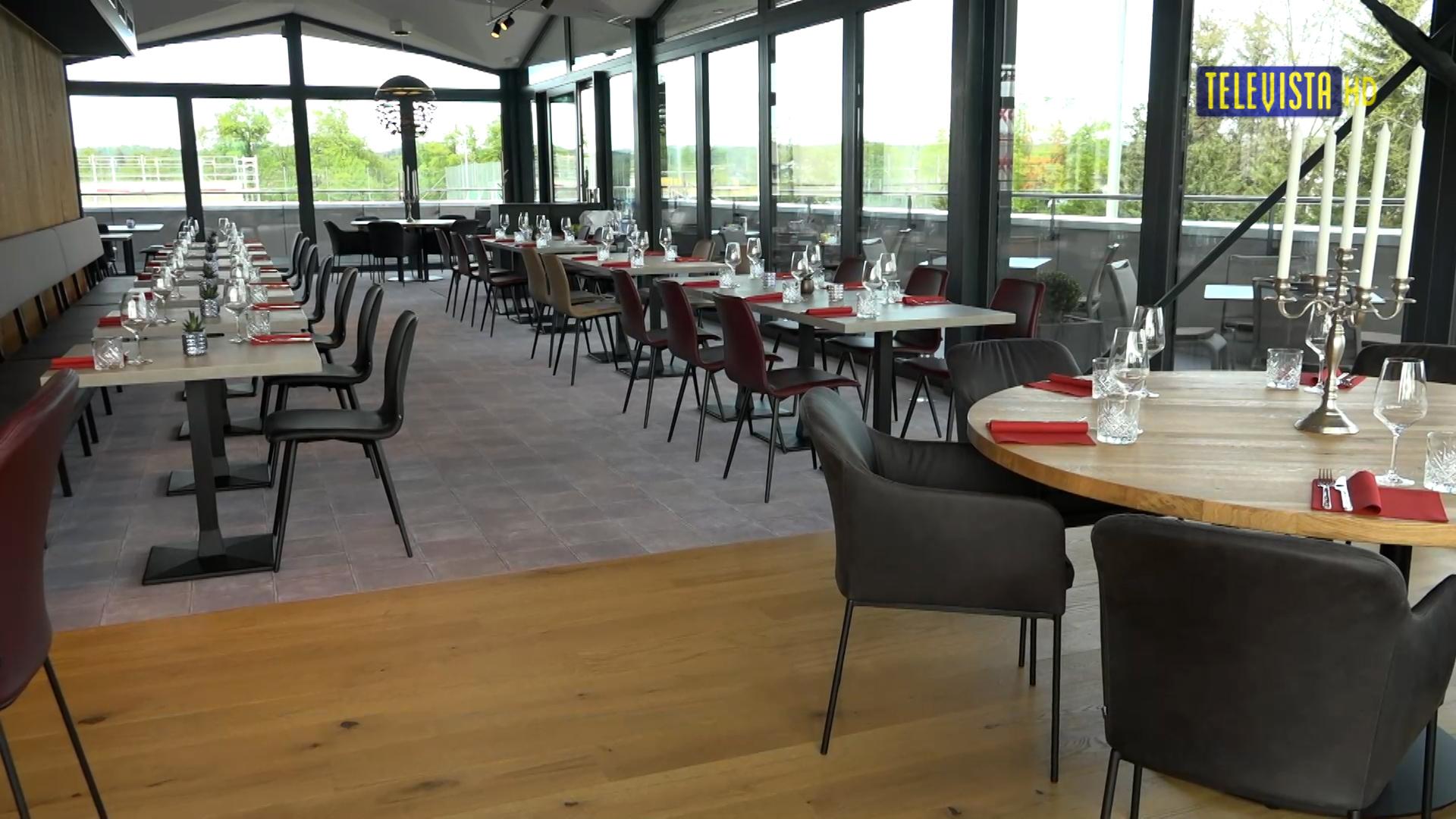 Vorschaubild für Eröffnung Restaurant LIGA im Sportzentrum