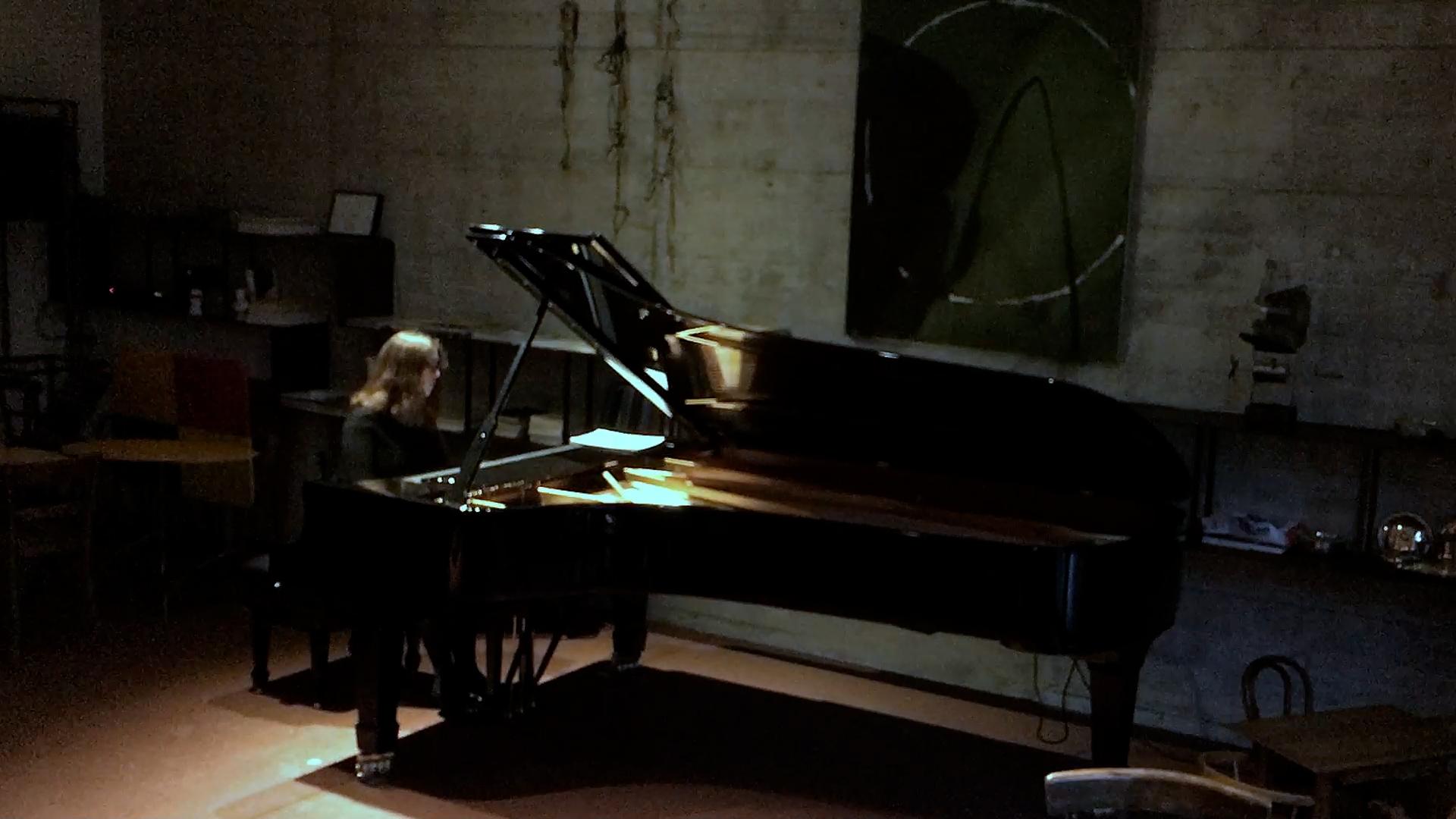 Vorschaubild für Erstes Konzert nach Lockdown – Tatiana Baumann