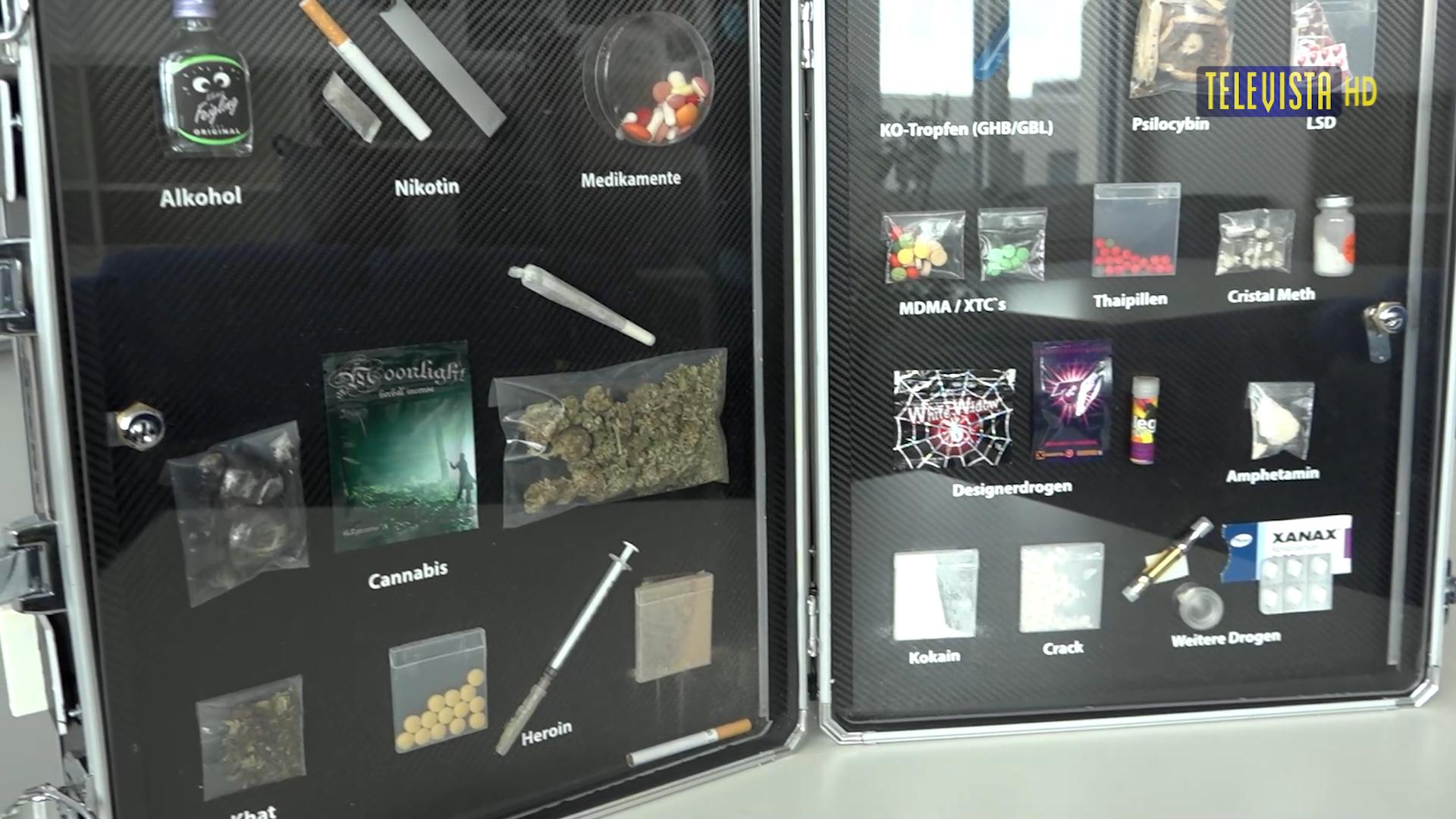 Vorschaubild für Drogen