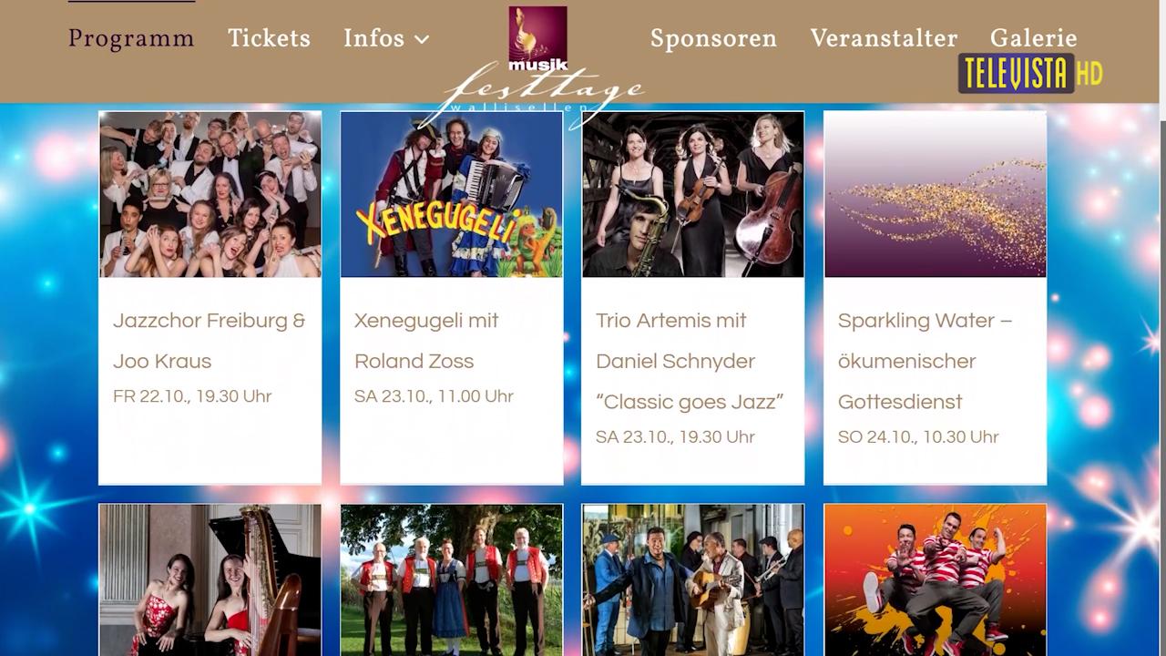 Vorschaubild für Musikfesttage 2021