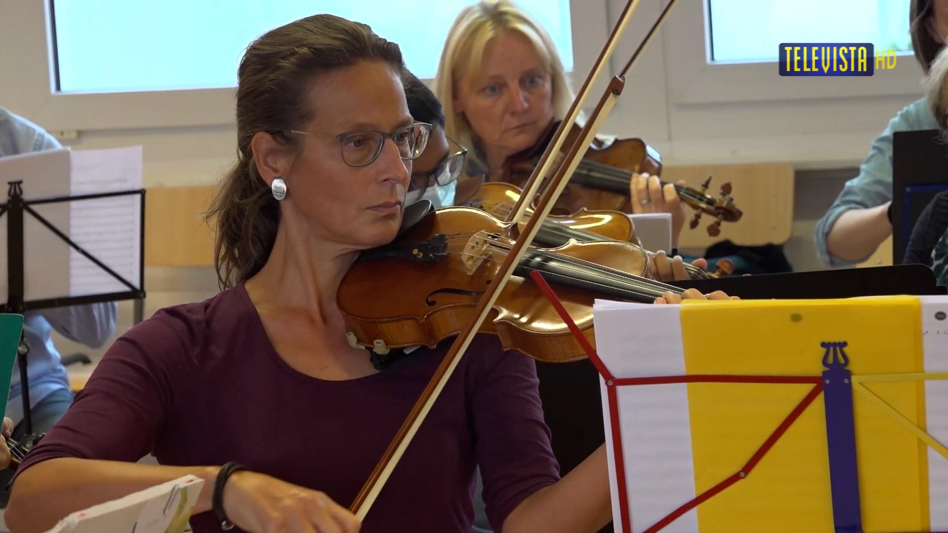 Vorschaubild für Augenblicke – Orchester Wallisellen