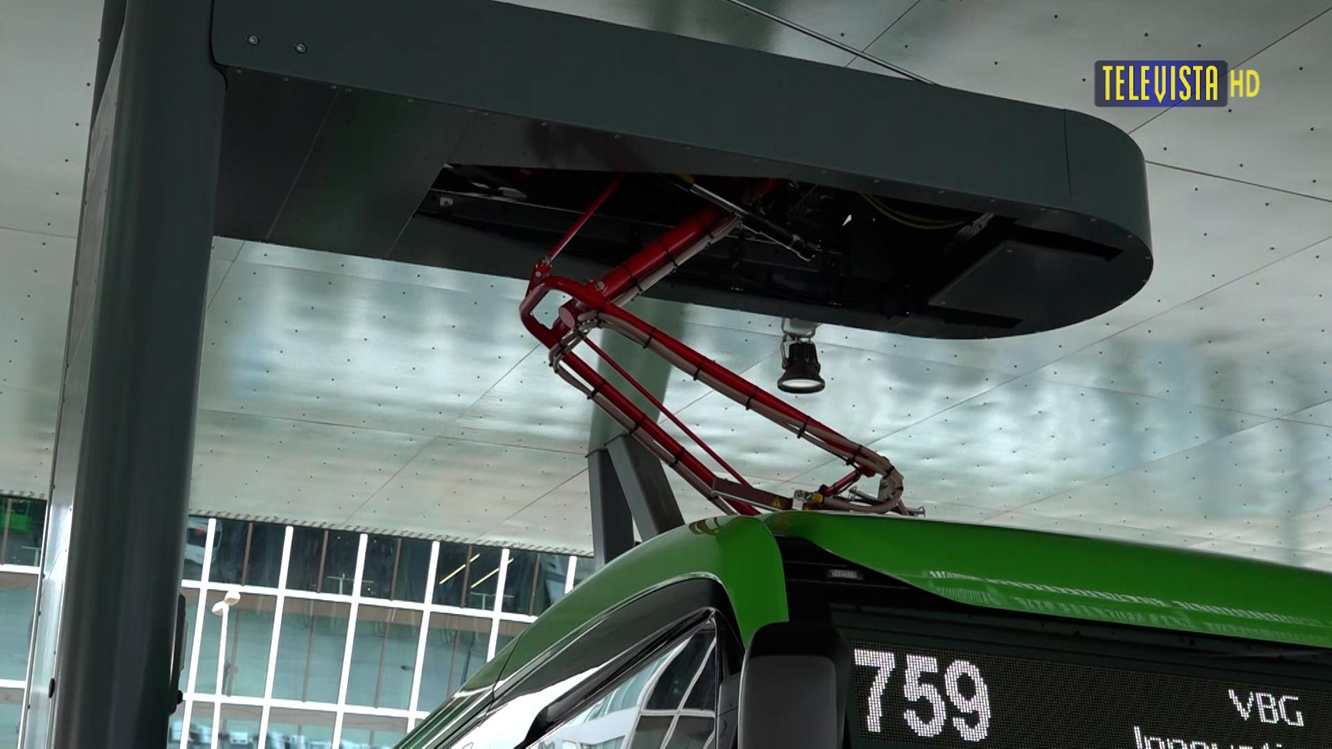 Vorschaubild für VBG Energieautarker E-Bus