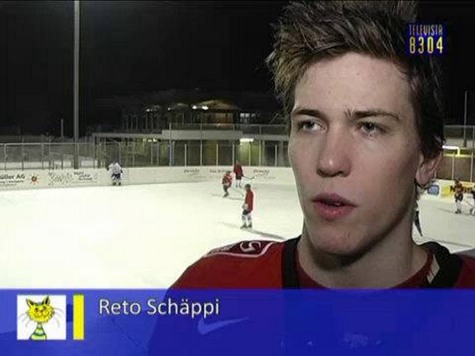 Vorschaubild für Walliseller an der U20-Eishockey-WM