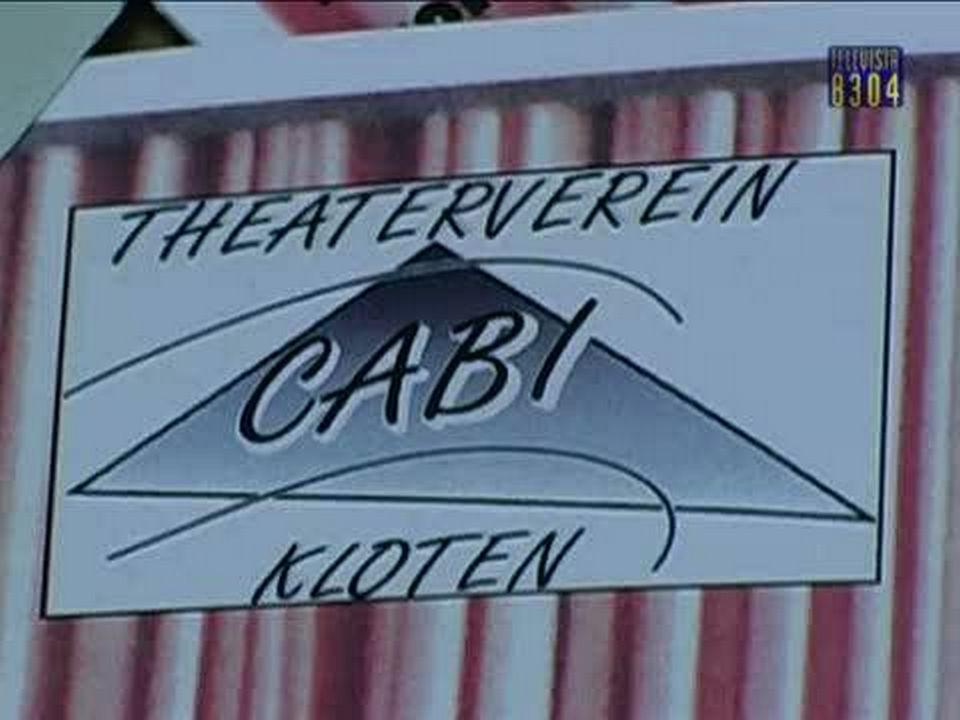 Vorschaubild für Vorschau CABI-Theater