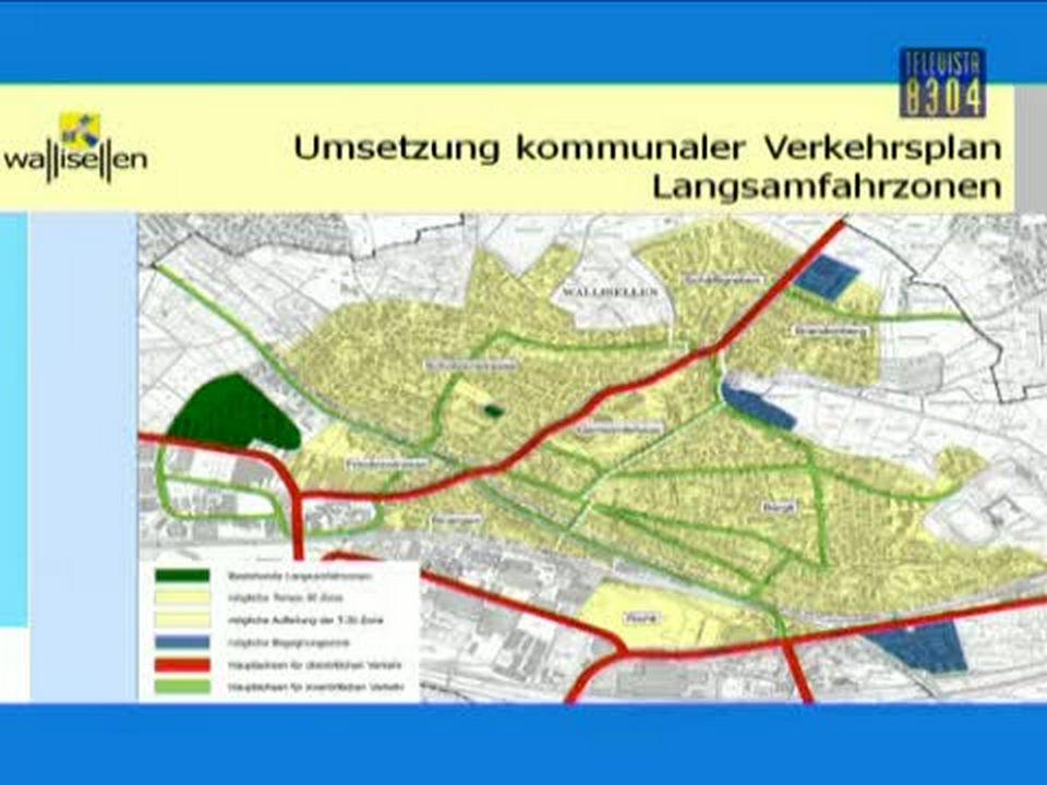 Vorschaubild für Neues Verkehrskonzept