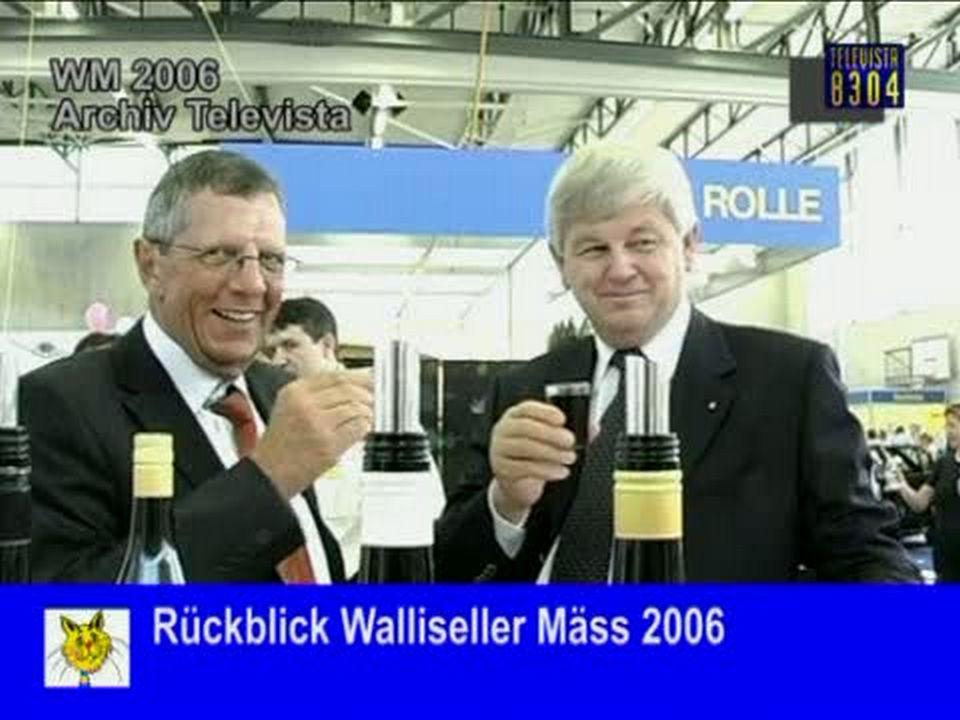 Vorschaubild für Rückblick auf die Walliseller Mäss 2006