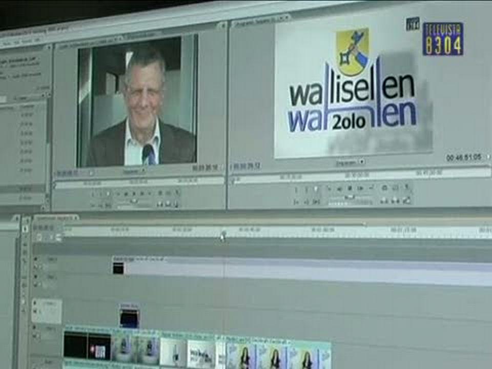 Vorschaubild für Making of Televista Wahlsendung