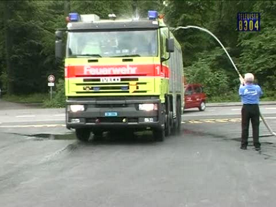 Vorschaubild für FESTIWALL Einweihung Feuerwehr- und Werkgebäude