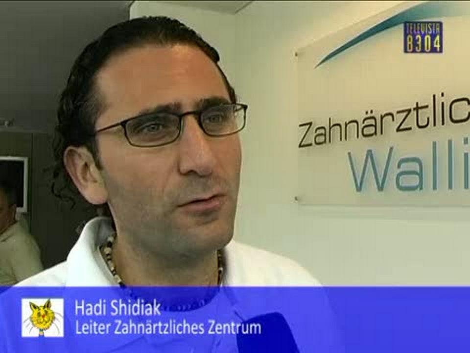 Vorschaubild für FESTIWALL Einweihung Zahnaerztl. Institut und Festmeile