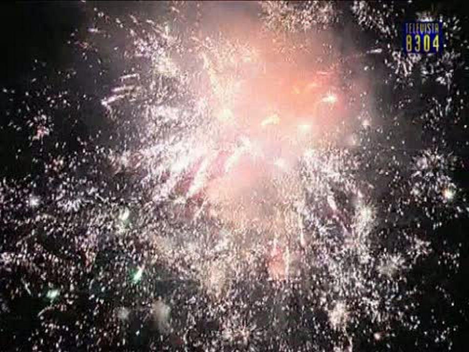 Vorschaubild für FESTIWALL Ellipsen am FW-Gebäude und Feuerwerk