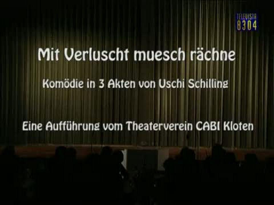 Vorschaubild für Backstage CABI-Theater