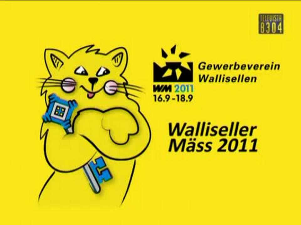 Vorschaubild für Vorschau auf die Walliseller Mäss 2011
