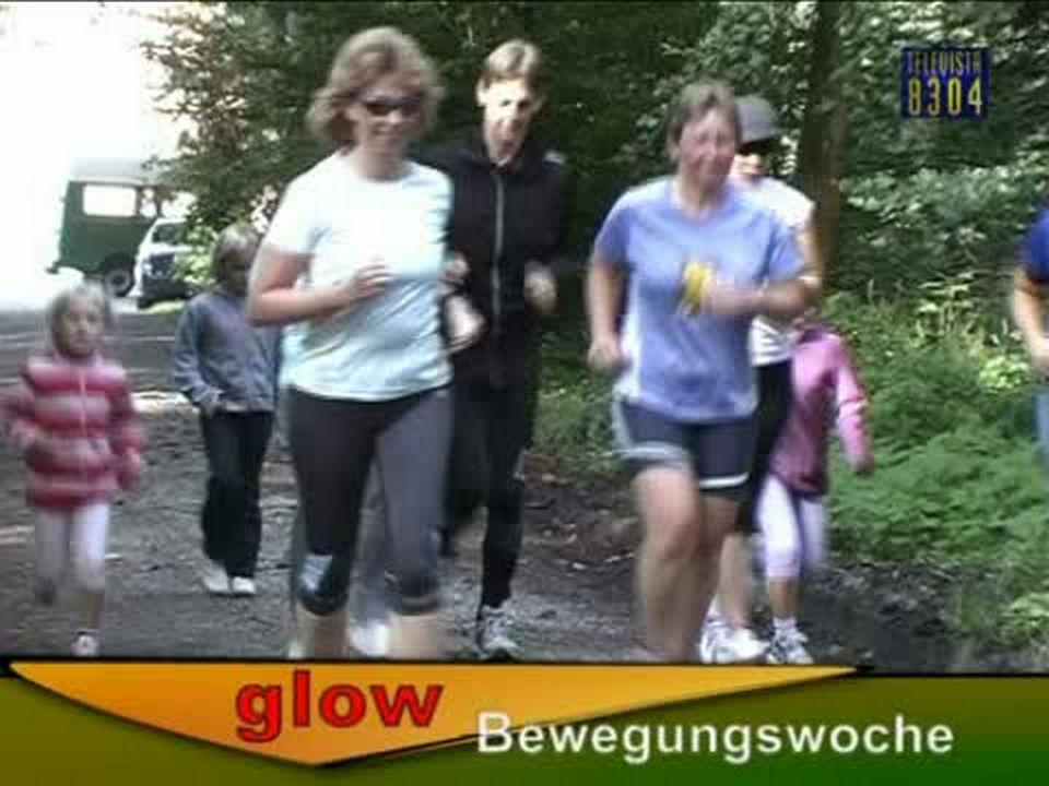 Vorschaubild für Glow Bewegungswoche