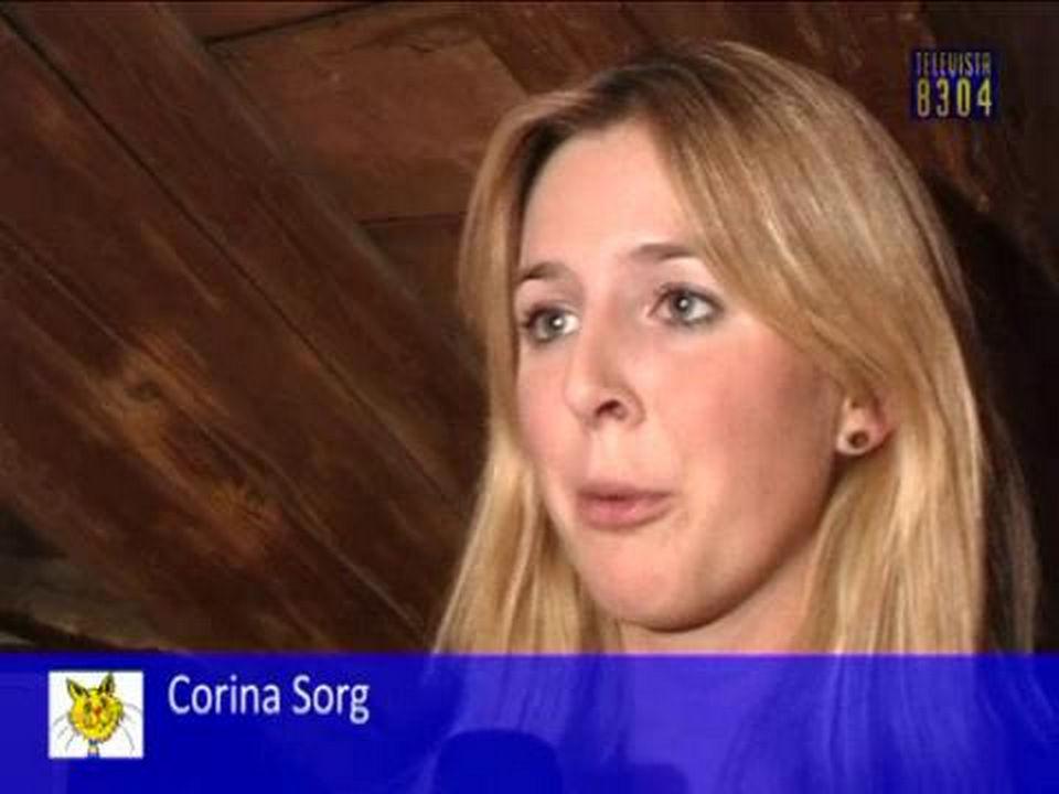 Vorschaubild für Förderpreis an Corina Sorg