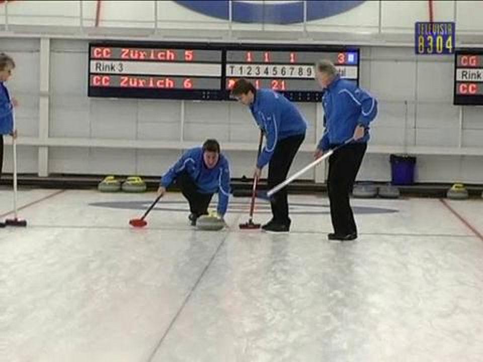 Vorschaubild für Walliseller Curling Turnier um die  Zuercher Kanne