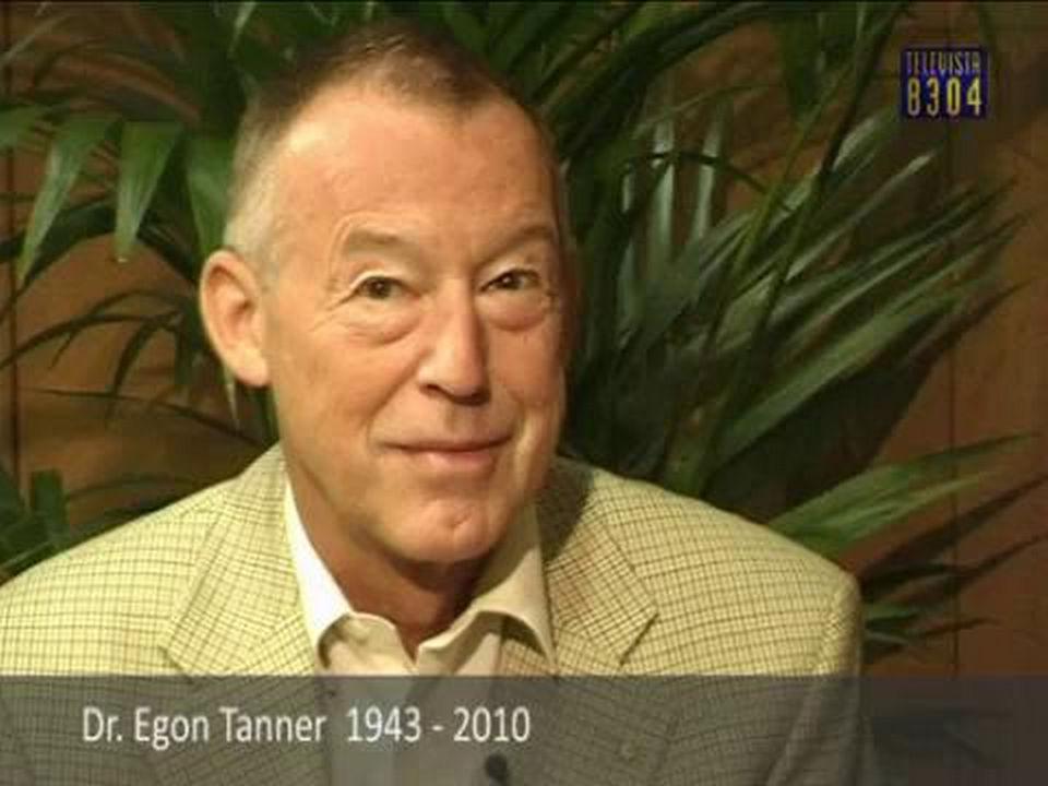 Vorschaubild für Nachruf Egon Tanner