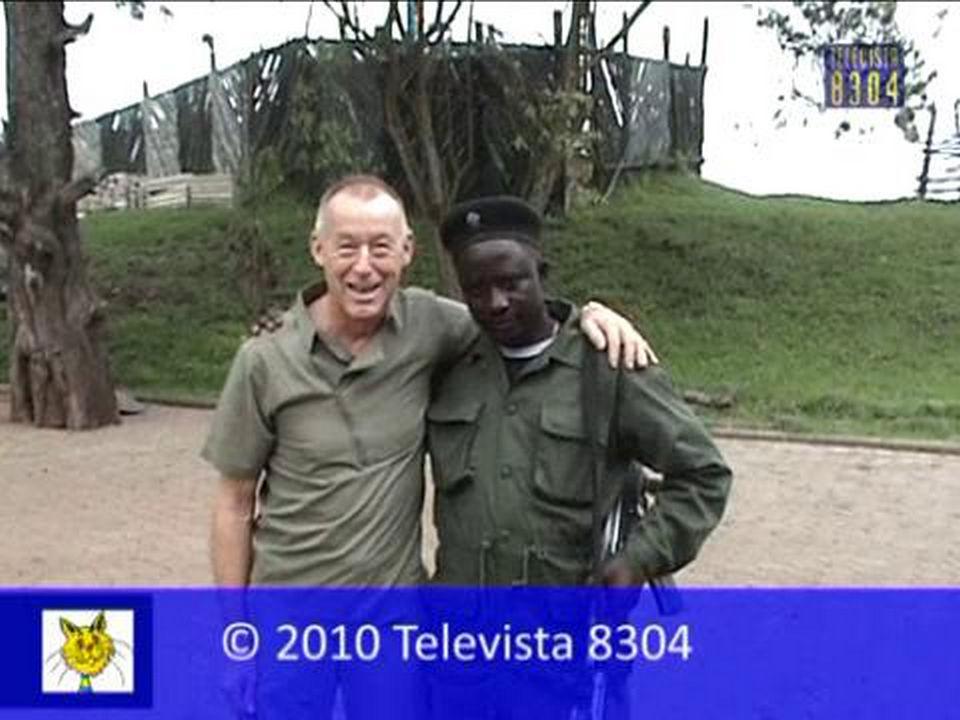Vorschaubild für Schlussmoderation und Abspann mit Safarifilm Egon Tanner
