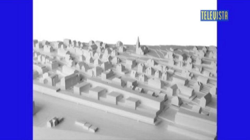 Vorschaubild für Eine Vision für das Dorfzentrum