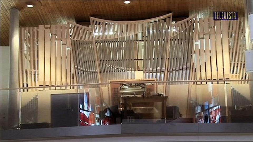 Vorschaubild für Neue Orgel für die Katholische Kirche