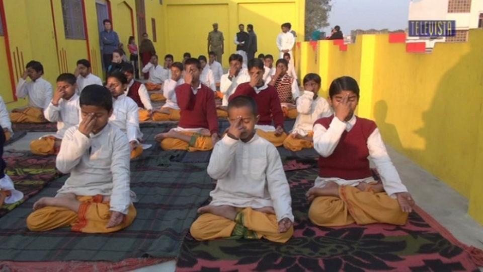 Vorschaubild für Waisenheim Gurukul in Varanasi