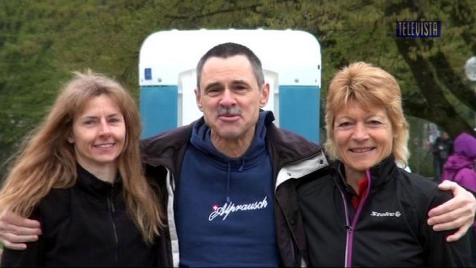 Vorschaubild für Walliseller Prominenz am Triathlon
