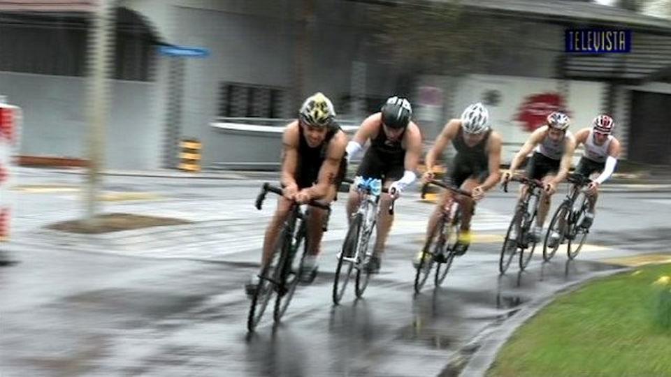 Vorschaubild für Triathlon Die Elite Rennen