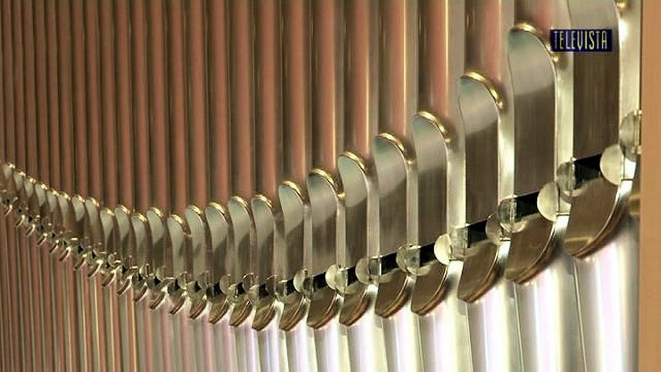 Vorschaubild für Einweihung der neuen Orgel in der Katholischen Kirche