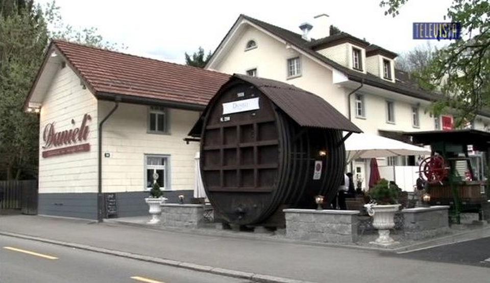 Vorschaubild für Eröffnung Restaurant und Weinhandlung Danieli