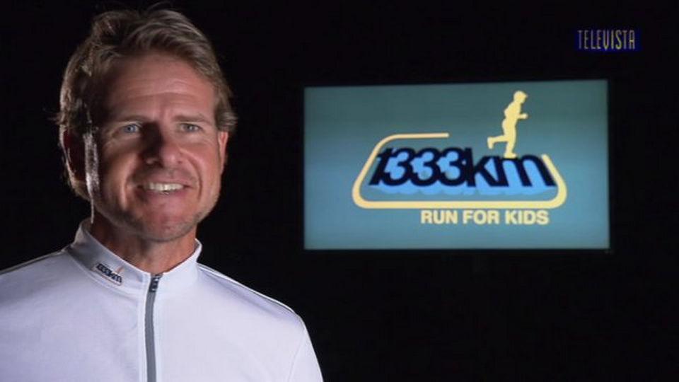 Vorschaubild für 1333 Kilometer Run for Kids