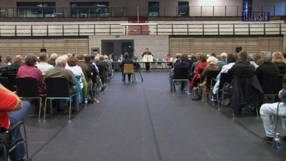 Vorschaubild für Gemeindeversammlung Juni 2012