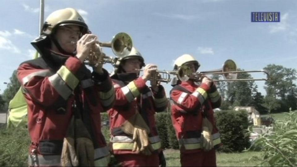 Vorschaubild für Tag der offenen Tuere bei der Feuerwehr