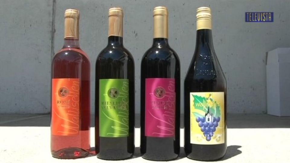 Vorschaubild für Weinfest und Weinverkauf